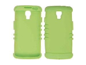 Cell Armor - Rocker Series Skin Protector Case for LG LS740 / Volt - Lime Green