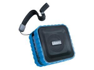 iSound DuraWaves Bluetooth Speaker for Bluetooth Device (Blue)