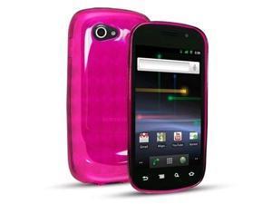 Technocel Slider Skin for Samsung Nexus S 4G - Pink