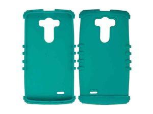 Cell Armor - Rocker Series Skin Protector Case for LG G3 - Blueish Green