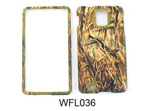 Snap-On Protector Case for Samsung Infuse 4G I997 (Hunter Series with Ducks)