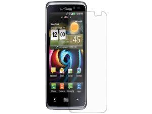 Amzer Anti-Glare Screen Protector with Cleaning Cloth For LG Spectrum VS920