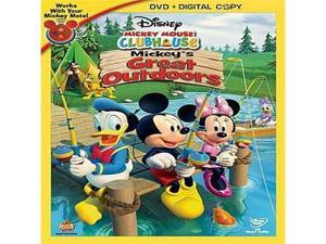 MICKEY MOUSE CLUB:GREAT OUTDOO