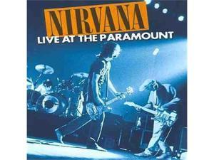 Nirvana-Live At Paramount (Dvd)