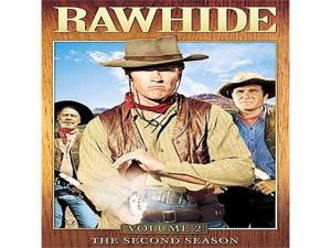 Rawhide-2Nd Season V02 (Dvd/4 Discs)