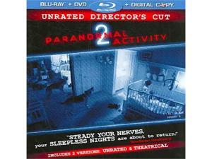 Paranormal Activity 2(Bd+Dvd)