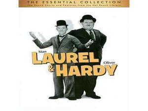 Laurel & Hardy-Essential Collection (Dvd) (10Discs)