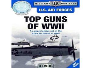 Us Air Forces:Top Guns Of Wwii