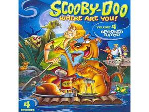 Scooby-Doo Where Are You-Season 1 V04 (Dvd/Ff-4X3)
