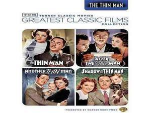 Tcm Greatest Classic Films-Thin Man V01 (Dvd/4Fe/2 Disc)