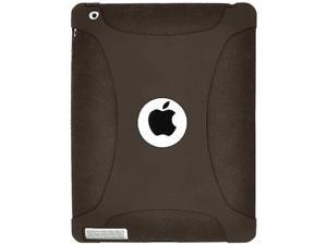 Amzer Silicone Skin Jelly Case - Grey For The new iPad