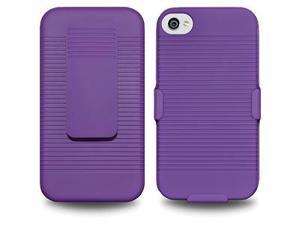 Amzer Shellster® - Purple