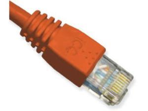 Patchcord 1' Cat5E Red