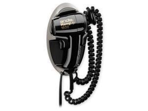 Andis1600W Hang-Up Dryer Black