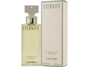 Eternity by Calvin Klein 3.4 oz EDP Spray