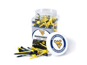 West Virginia Mountaineers Ncaa 175 Tee Jar