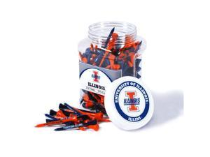 Illinois Fighting Illini Ncaa 175 Tee Jar