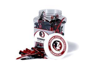 Florida State Seminoles Ncaa 175 Tee Jar
