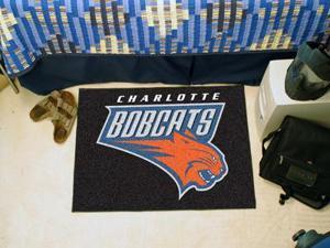 "Nba - Charlotte Bobcats Starter Rug 19"" X 30"""