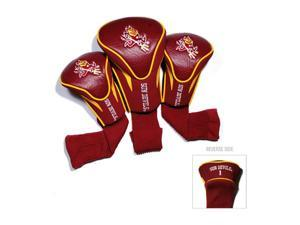 Arizona State Sun Devils Ncaa 3 Pack Contour Fit Headcover