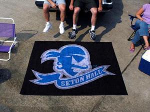 "Seton Hall Tailgater Rug 60""72"""