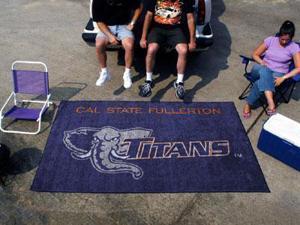 """Cal State - Fullerton Ulti-Mat 60""""96"""""""
