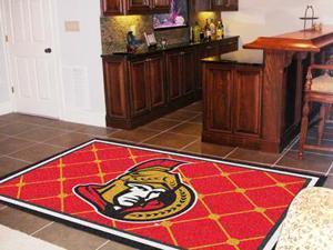 Ottawa Senators 5X8 Rug