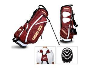 Virginia Tech Hokies Ncaa Stand Bag - 14 Way Fairway