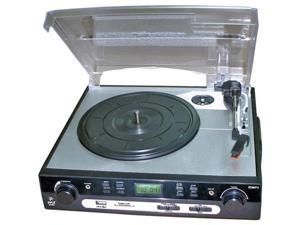 Turntable With Usb And Sd Card Encoder