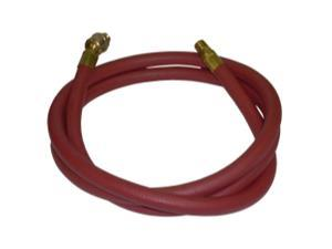 "3/8"""" x 6' Whip Hose, 1/4"""" Swivel"