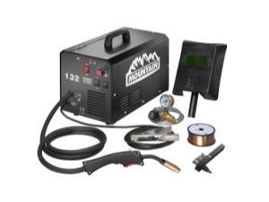 120-Amp Commercial Portable (115-Volt) MIG Welder