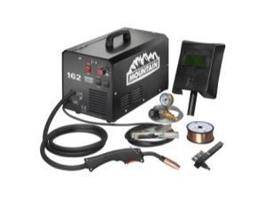 160-Amp Commercial Portable (230-Volt) MIG Welder