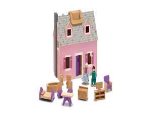 Fold & Go Dollhouse