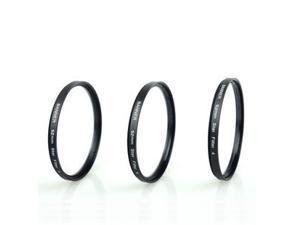 52mm Lens Filter for Starlight Shots 18-55mm DSLR Camer Lens 3 PACK