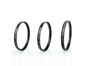 55mm Shining Starlight Lens Filter 3 Pack for SLR Camera Accessories