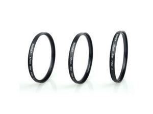 67mm 18-105mm 18-135 Star Light Lens Filter Set for SLR Cameras & Lenses 3PARK