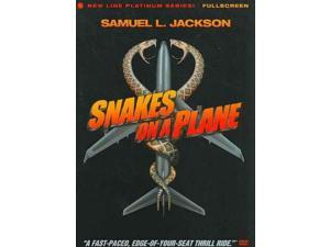 MC-SNAKES ON A PLANE (DVD/P&S/4:3 TRANS/ENG-SP SUB/MOVIE CASH)-NLA