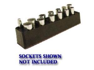 3/8 in. Drive Deep Black Socket Holder  5.5-22mm