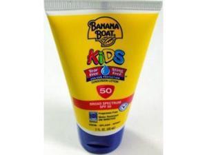 Banana Boat Kids Tear Free Sunscreen Lotion SPF50 Case Pack 12