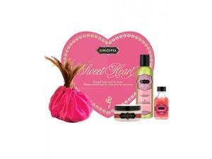 Kama Sutra Sweet Heart Massage Kit Strawberry