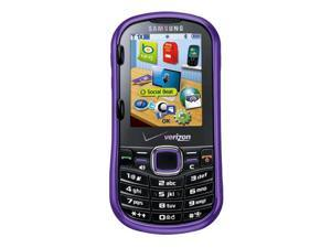 Samsung Intensity U460 2 Replica Dummy Phone / Toy Phone (Purple) (Bulk Packaging)