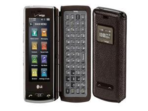 LG Versa VX9600 Replica Dummy Phone / Toy Phone (Brown) (Bulk Packaging)