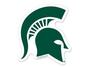 Michigan State Spartans NCAA Automotive Grille Logo on the GOGO