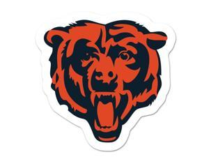 Chicago Bears NFL Automotive Grille Logo on the GOGO