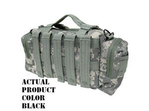 Condor 12 Modular Style Deployment Bag Color: Black