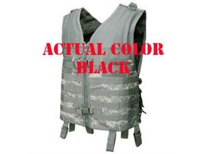 Modular Tactical Vest - Color: Black