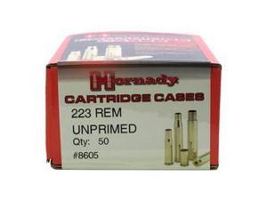 Unprimed Brass 223 Remington (Per 50)
