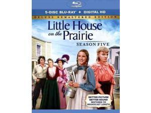LITTLE HOUSE ON THE PRAIRIE:SEASON 5