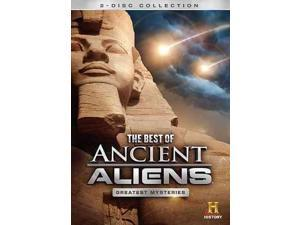 ANCIENT ALIENS:GREATEST MYSTERIES