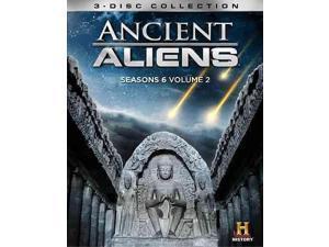 ANCIENT ALIENS:SEASON 6 VOL 2